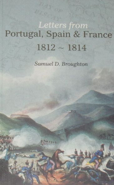 Letters from Portugal, Spain and France 1812-1814